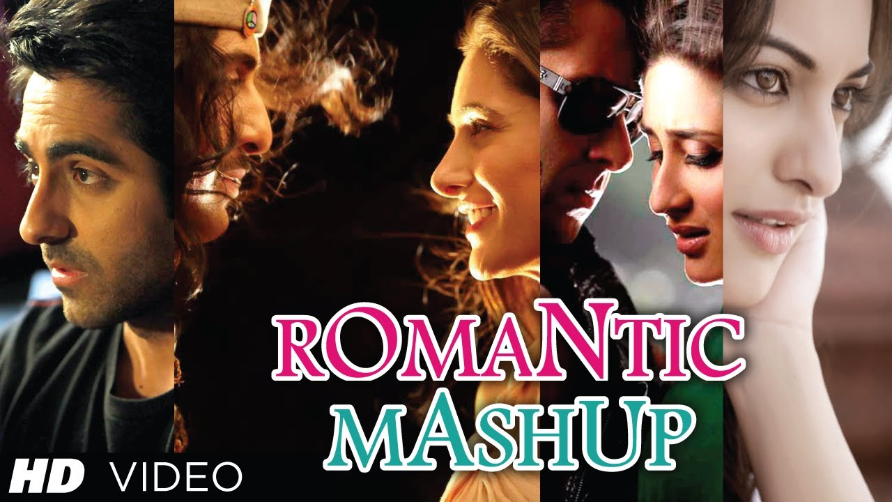 Romantic Mashup Full Video Song Dj Chetas Best