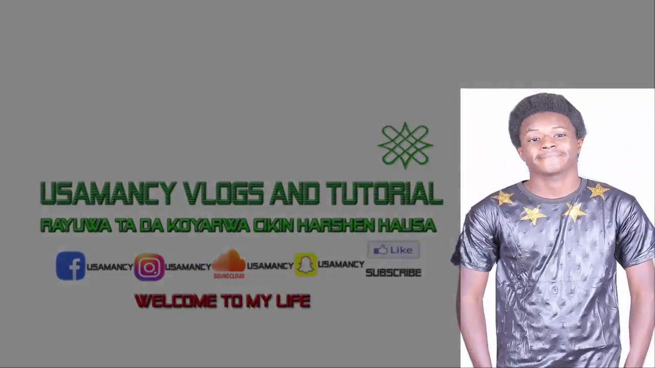 Download hausa koyarwa and vlogs animation video by usamancy