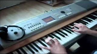 Taio Cruz & Kylie Minogue - Higher (Piano Cover)