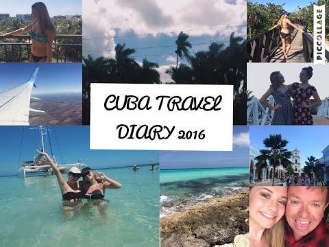 CUBA TRAVEL DIARY 2016