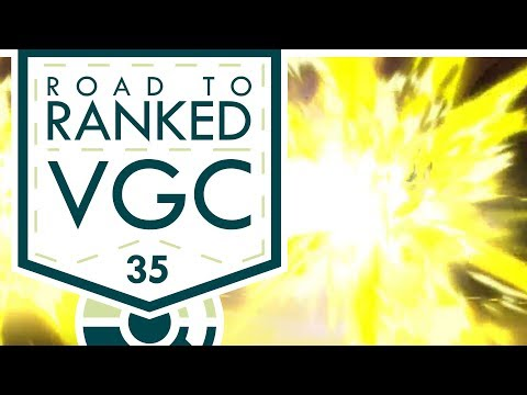 """ENTER CYBERTRON"" VGC 2017 Road to Ranked! Episode 35 - Pokemon Sun and Moon w/ PokeaimMD &Cybertron"