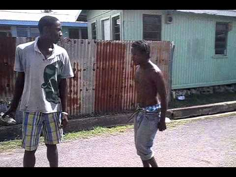 antigua dumbest fight