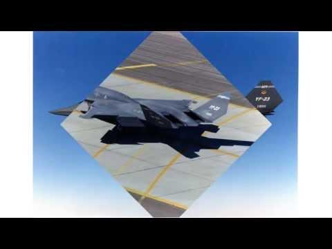 Northrop YF 23