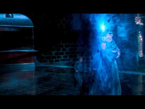 Duel in the Ministry Atrium (Dumbledore Vs. Voldemort)