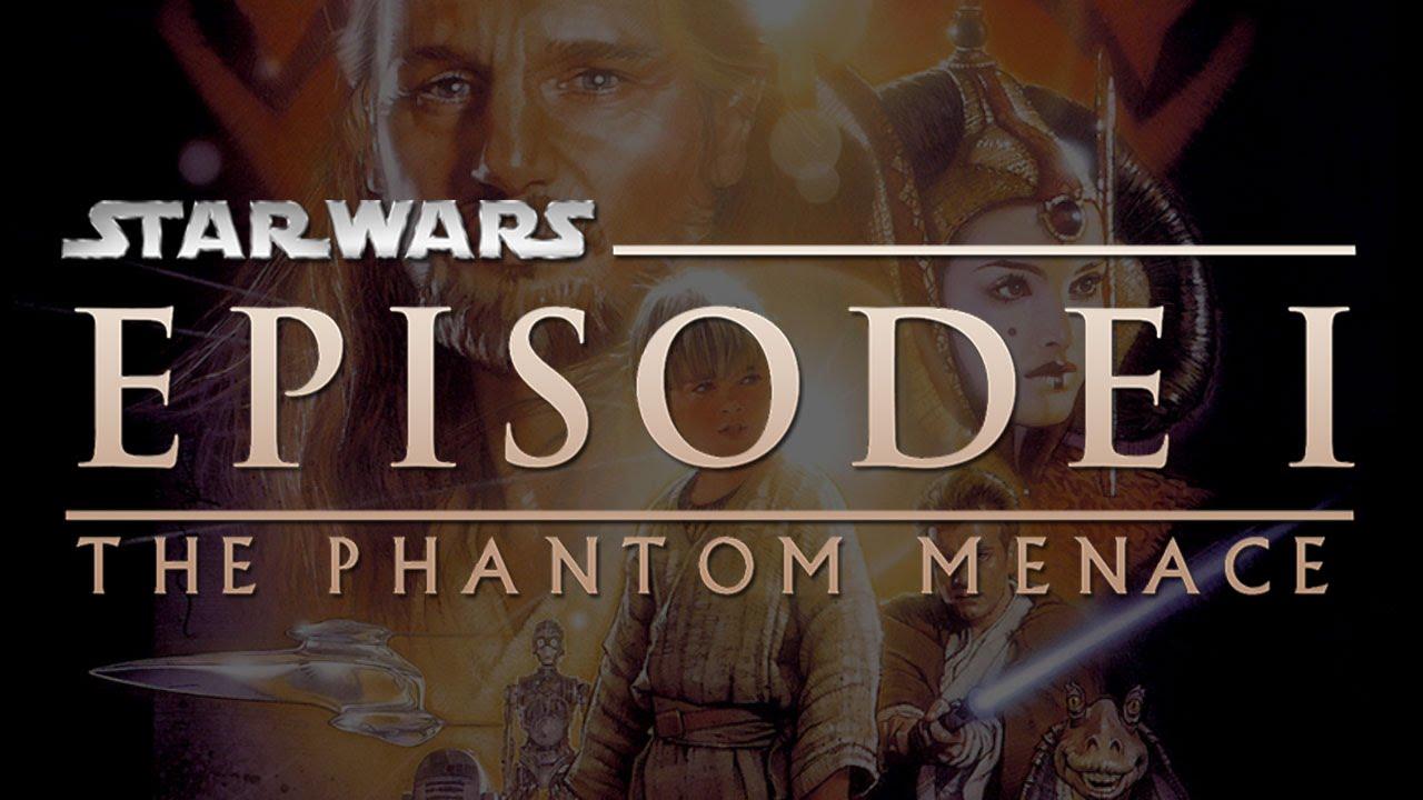 Star Wars: The Phantom Menace - Review - YouTube |Star Wars Phantom Menace Youtube