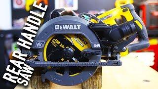 NEW DEWALT FlexVolt Rear Handle Saw DCS577N-XJ 54V