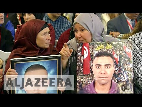 Tunisia's victims of abuse testify on television
