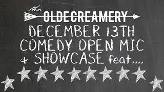 Pat George - Stand up - Olde Creamery