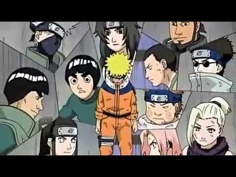 Naruto vs. Kiba [AMV]