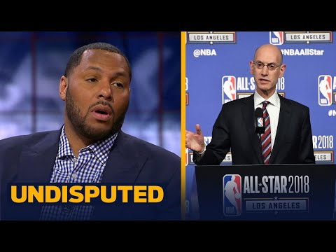 Eddie House on LeBron's comments about not going 'too crazy' with the playoff format | UNDISPUTED