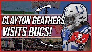 Tampa bay buccaneers interested in Clayton Geathers! Could he be a starting Safety