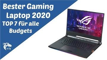 Bester Gaming Laptop 2020: Die 7 TOP Gaming-Laptops für jedes Budget (Kaufberatung)
