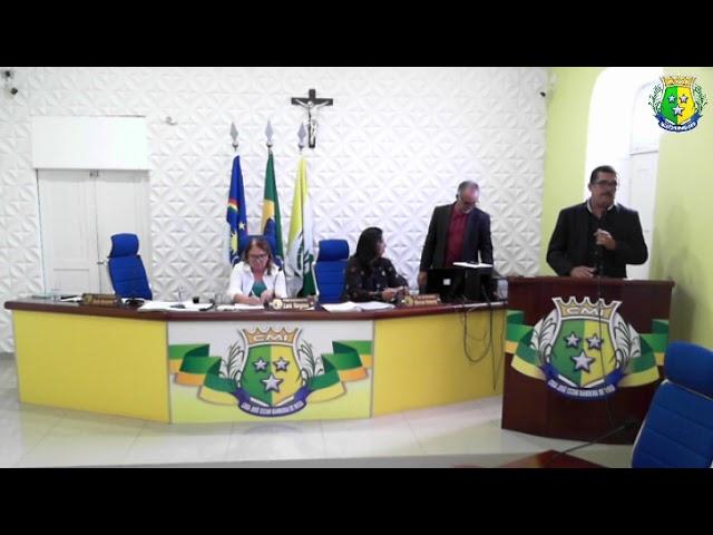 Sessão da Câmara de Vereadores de Itambé, PE - 18/04/2018