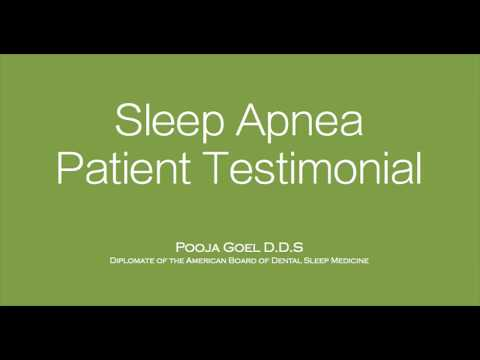 Sleep Apnea Treatment Patient Reviews | Smiles for Life Dental Group