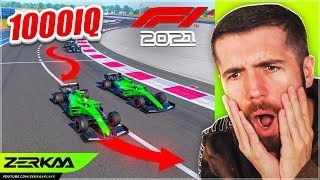 1000 IQ Strategy To Win The Race! (F1 2020 My Team #29)