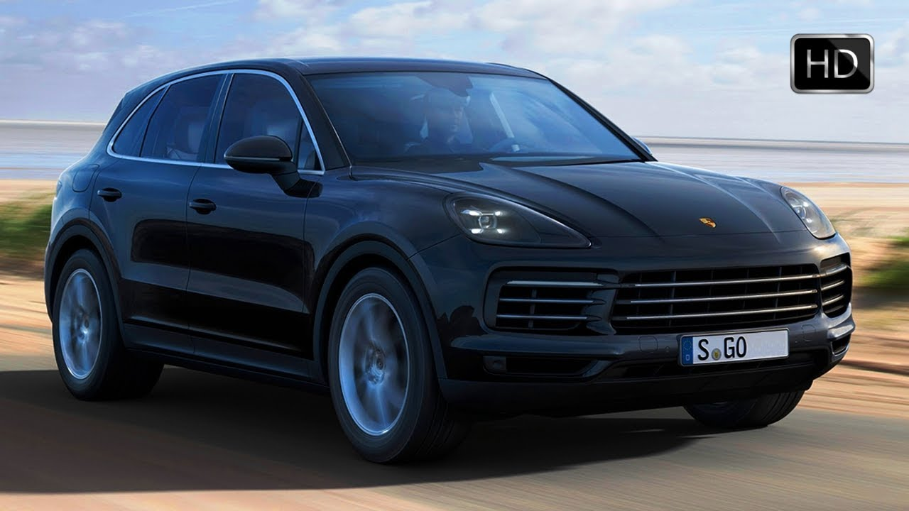 2019 porsche cayenne turbo 550 hp 4 0l twin turbo v8 road off road drive hd youtube. Black Bedroom Furniture Sets. Home Design Ideas