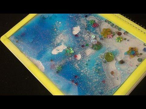 Okyanus Kalemliği Yapımı
