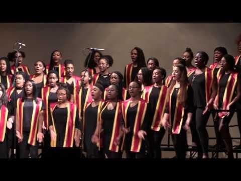 """Kuimba"" - Lindblom Treble Choir"