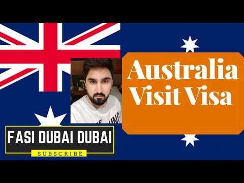 Australia Visit Visa Process   Part 1 🇸🇭