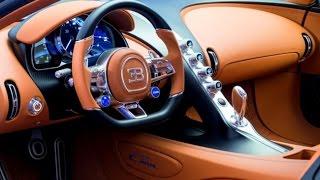 Bugatti Chiron  краткий обзор, презентация, цена
