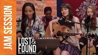 "Lost & Found Music Studios - Jam Session: ""Firecracker"""