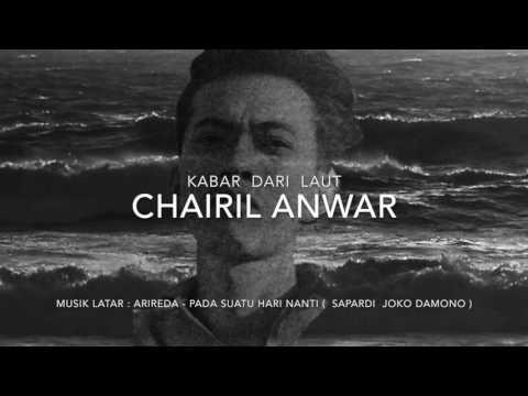 PUISI Chairil Anwar - Kabar dari Laut
