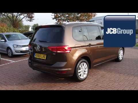 KX65LKE Volkswagen Touran 1.2 TSI SE BlueMotion Technology (110PS) 1.2l JCB VW ASHFORD