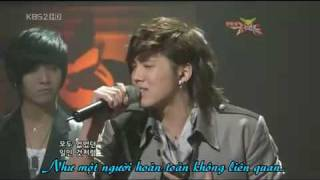[vietsub]Music bank bad woman ft island