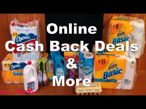 Family Dollar & Online Cashback Deals: