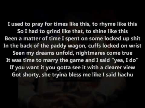 Meek Mill - Dreams & Nightmares Lyrics