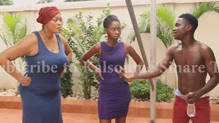 SHOWBOY DISRESPECTS KALSOUME BECAUSE OF PEPSI 😂😂😂 (Kalsoume Sinare TV Funny Movie Clip)