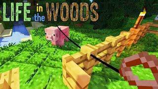 Minecraft #06 | Mit der Leine an die Schweine | Gameplay German Deutsch thumbnail