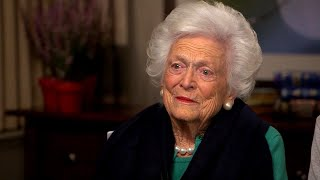 What Former First Lady Barbara Bush's Diaries Reveal