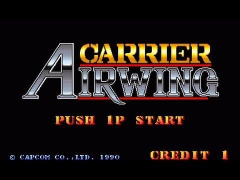 Carrier Airwing (U.S. Navy) Walkthrough