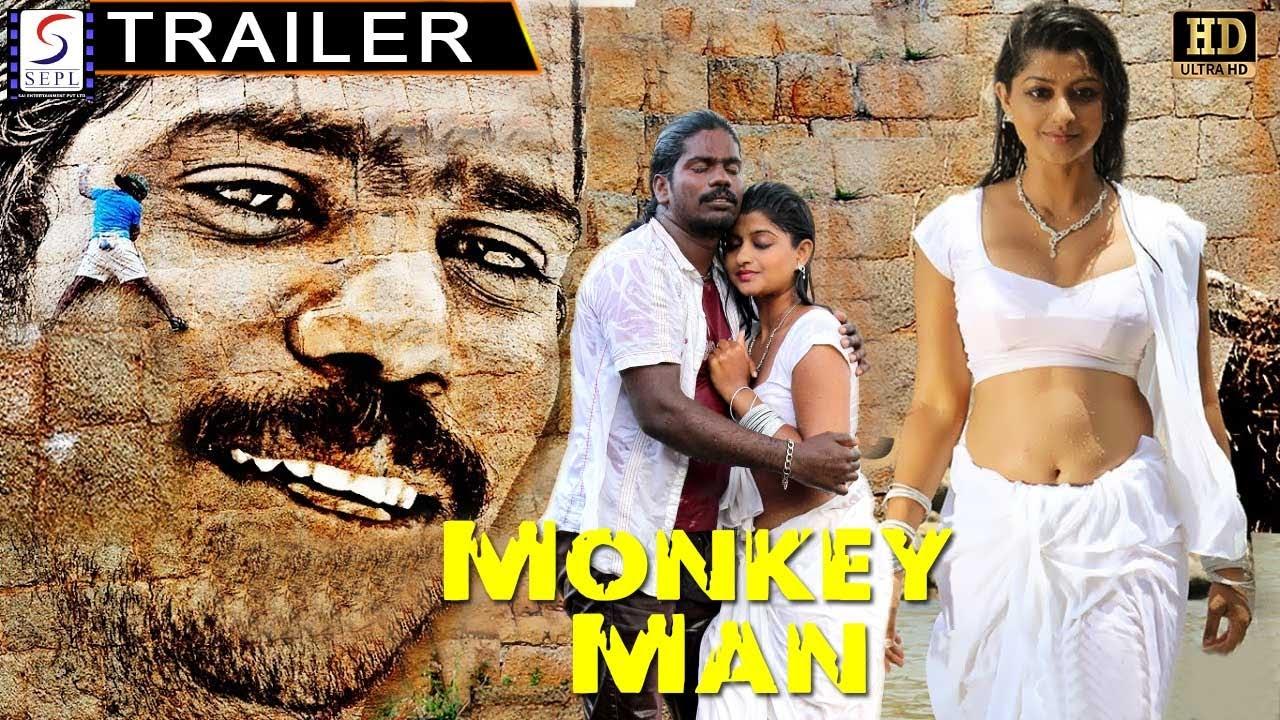 मंकी मैन - Monkey Man | Hindi Dubbed Official Trailer | Aishani Shetty, Jyothi Raj