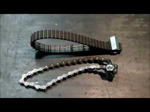 Как сделать цепной ключ масляного фильтра