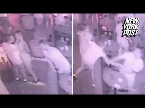 Tourist stabbed after groping woman's butt on dance floor thumbnail
