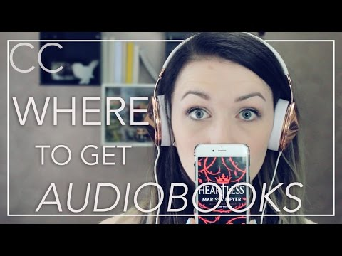 WHERE TO GET AUDIOBOOKS | A Guide To Audiobooks