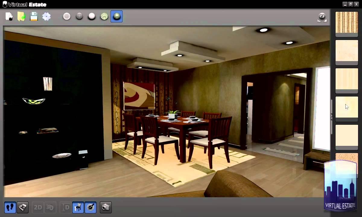 Virtualestate Interactive Interior Walkthrough