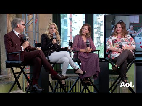 "Melissa McCarthy, Kristen Wiig, Kate McKinnon and Paul Feig On ""Ghostbusters"" 