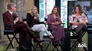 "Melissa McCarthy, Kristen Wiig, Kate McKinnon And Paul Feig On ""Ghostbusters"" | BUILD Series"