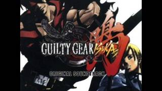 Guilty Gear Isuka OST - The Cat Attached to the Rust