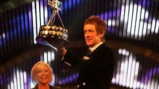 Bradley Wiggins - winner of the BBC Sports Personality of the Year 2012 pre-Olympic interview