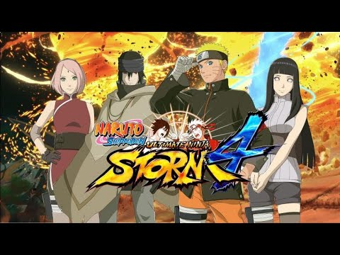 LIVE NARUTO STORM4 GLOUD GAMES ANDROID