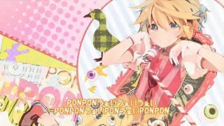 Repeat youtube video 【きゃりーろんろん】PONPONPON