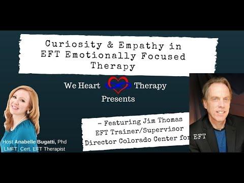 Curiosity & Empathy in EFTFeaturing EFT Trainer Jim Thomas