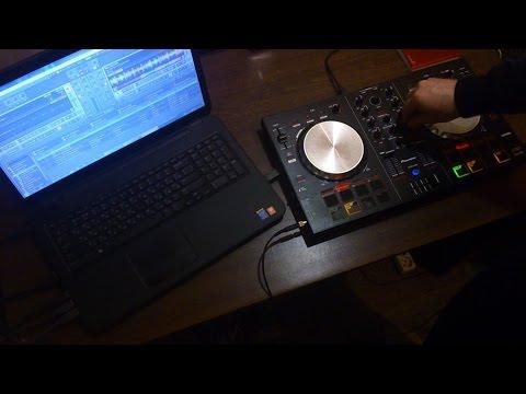 Dj MIX TECHNO MUSIC PIONEER CONTROLLER DDJ-SB 010