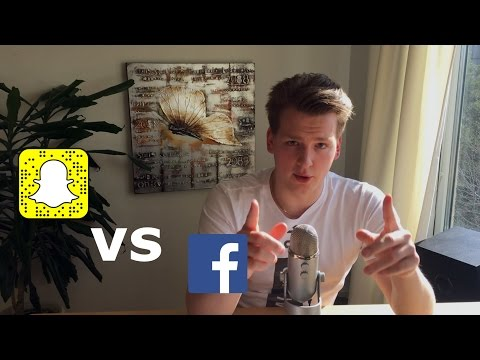 Snapchat vs Facebook in AR | Who will become the dominant AR player?