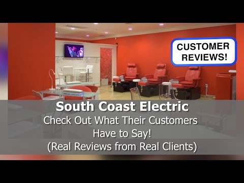Great reviews of South Coast Electric - Los Angeles, CA - Home Theater Reviews