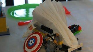 How To Make Lego Napkin Holder